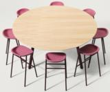 De Vorm Big hoge ronde vergadertafel _