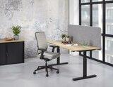 Zit sta bureau voor zittend en staand werken_