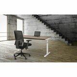 Easy in hoogte instelbaar bureau 120 x 80 cm_