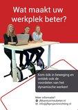 Zit sta bureau - elektrisch, inclusief Deskbike actie!_