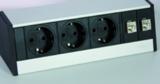 R-Dock 3x stroom stekkerdoos