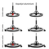 Onderstel - gepolijst aluminium