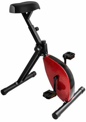 Deskbike - bureaufiets - rood showroommodel