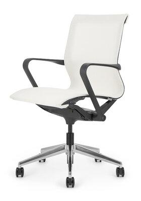 Design bureaustoel mesh zitting en rug