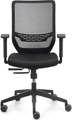 Dauphin bureaustoel voor de thuiswerkplek, 5 jaar garantie