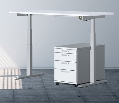 Flexdesk zit sta bureau EHVS460LC - elektrisch