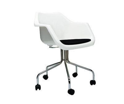 Bob bureaustoel met armleggers