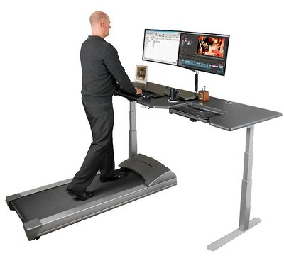 WalkDesk Loopband iMovR ThermoTread GT