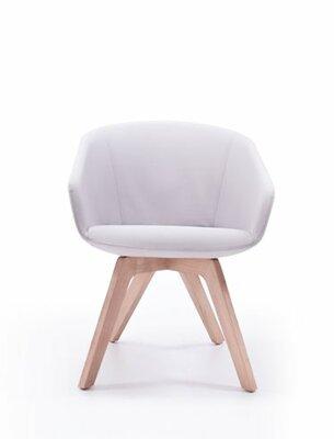 Bejot stoel Oxxo - gekruist essen frame