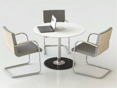Brunner tafel & stoel SPIRA