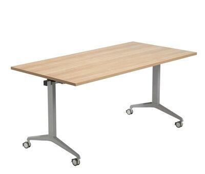 Flexibele vergadertafel met kantel mechaniek