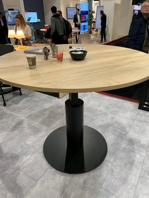 Ronde sta zit tafel - ø 140 cm