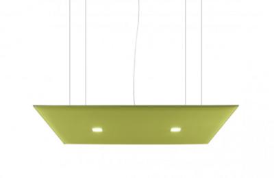 Caimi Oversize Lux - Akoestische Plafondpaneel incl. verlichting