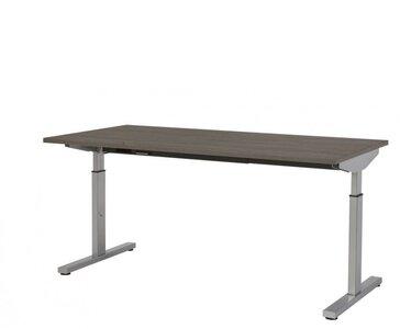 Easy in hoogte instelbaar bureau 120 x 80 cm