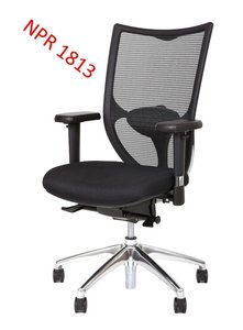 JFK bureaustoel Ergo chair NPR