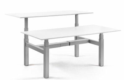 Ergo-Desk zit sta bureau Duo Bench EHV Pro 470 SLS - elektrisch
